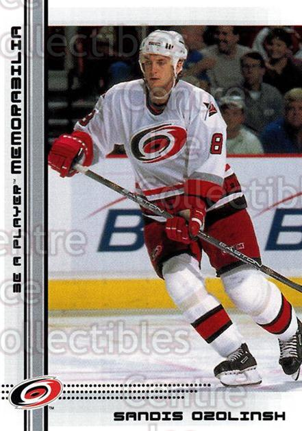 2000-01 BAP Memorabilia #409 Sandis Ozolinsh<br/>14 In Stock - $1.00 each - <a href=https://centericecollectibles.foxycart.com/cart?name=2000-01%20BAP%20Memorabilia%20%23409%20Sandis%20Ozolinsh...&quantity_max=14&price=$1.00&code=193728 class=foxycart> Buy it now! </a>