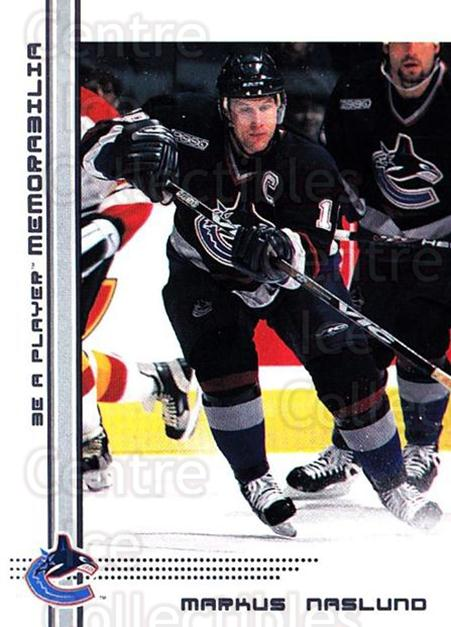 2000-01 BAP Memorabilia #41 Markus Naslund<br/>11 In Stock - $1.00 each - <a href=https://centericecollectibles.foxycart.com/cart?name=2000-01%20BAP%20Memorabilia%20%2341%20Markus%20Naslund...&quantity_max=11&price=$1.00&code=193729 class=foxycart> Buy it now! </a>