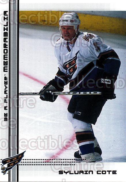 2000-01 BAP Memorabilia #486 Sylvain Cote<br/>14 In Stock - $1.00 each - <a href=https://centericecollectibles.foxycart.com/cart?name=2000-01%20BAP%20Memorabilia%20%23486%20Sylvain%20Cote...&quantity_max=14&price=$1.00&code=193804 class=foxycart> Buy it now! </a>