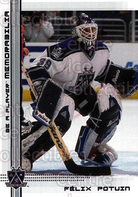 2000-01 BAP Memorabilia #503 Felix Potvin<br/>22 In Stock - $1.00 each - <a href=https://centericecollectibles.foxycart.com/cart?name=2000-01%20BAP%20Memorabilia%20%23503%20Felix%20Potvin...&quantity_max=22&price=$1.00&code=193822 class=foxycart> Buy it now! </a>