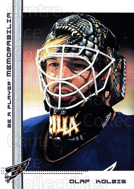 2000-01 BAP Memorabilia #80 Olaf Kolzig<br/>2 In Stock - $1.00 each - <a href=https://centericecollectibles.foxycart.com/cart?name=2000-01%20BAP%20Memorabilia%20%2380%20Olaf%20Kolzig...&quantity_max=2&price=$1.00&code=193865 class=foxycart> Buy it now! </a>