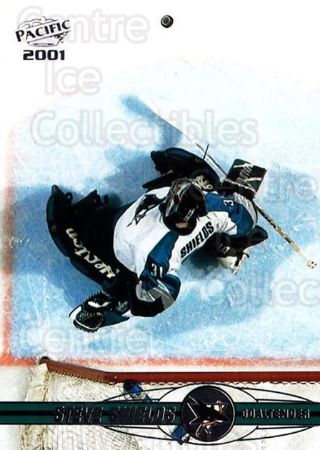 2000-01 Pacific #365 Steve Shields<br/>5 In Stock - $1.00 each - <a href=https://centericecollectibles.foxycart.com/cart?name=2000-01%20Pacific%20%23365%20Steve%20Shields...&quantity_max=5&price=$1.00&code=194518 class=foxycart> Buy it now! </a>