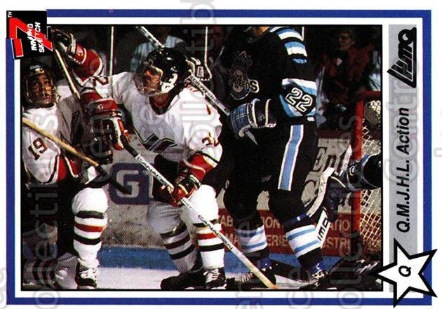 1990-91 7th Inning Sketch QMJHL #163 Chicoutimi Sagueneens<br/>9 In Stock - $1.00 each - <a href=https://centericecollectibles.foxycart.com/cart?name=1990-91%207th%20Inning%20Sketch%20QMJHL%20%23163%20Chicoutimi%20Sagu...&price=$1.00&code=19468 class=foxycart> Buy it now! </a>