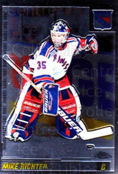 2000-01 Topps Chrome #37 Mike Richter<br/>4 In Stock - $1.00 each - <a href=https://centericecollectibles.foxycart.com/cart?name=2000-01%20Topps%20Chrome%20%2337%20Mike%20Richter...&quantity_max=4&price=$1.00&code=194740 class=foxycart> Buy it now! </a>