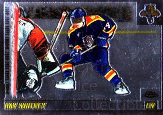 2000-01 Topps Chrome #70 Ray Whitney<br/>5 In Stock - $1.00 each - <a href=https://centericecollectibles.foxycart.com/cart?name=2000-01%20Topps%20Chrome%20%2370%20Ray%20Whitney...&quantity_max=5&price=$1.00&code=194768 class=foxycart> Buy it now! </a>