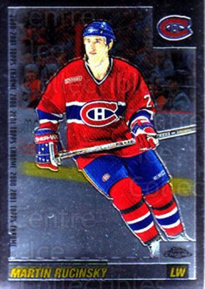 2000-01 Topps Chrome #75 Martin Rucinsky<br/>6 In Stock - $1.00 each - <a href=https://centericecollectibles.foxycart.com/cart?name=2000-01%20Topps%20Chrome%20%2375%20Martin%20Rucinsky...&quantity_max=6&price=$1.00&code=194773 class=foxycart> Buy it now! </a>
