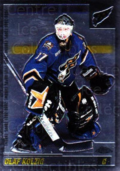 2000-01 Topps Chrome #8 Olaf Kolzig<br/>6 In Stock - $1.00 each - <a href=https://centericecollectibles.foxycart.com/cart?name=2000-01%20Topps%20Chrome%20%238%20Olaf%20Kolzig...&quantity_max=6&price=$1.00&code=194776 class=foxycart> Buy it now! </a>