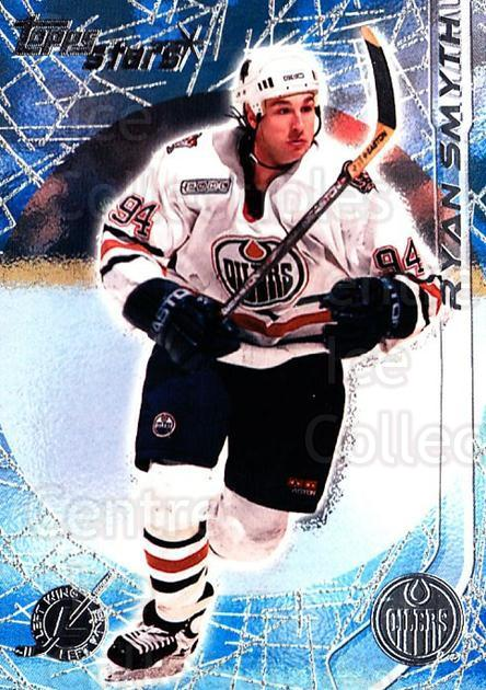 2000-01 Topps Stars #73 Ryan Smyth<br/>3 In Stock - $1.00 each - <a href=https://centericecollectibles.foxycart.com/cart?name=2000-01%20Topps%20Stars%20%2373%20Ryan%20Smyth...&quantity_max=3&price=$1.00&code=194863 class=foxycart> Buy it now! </a>