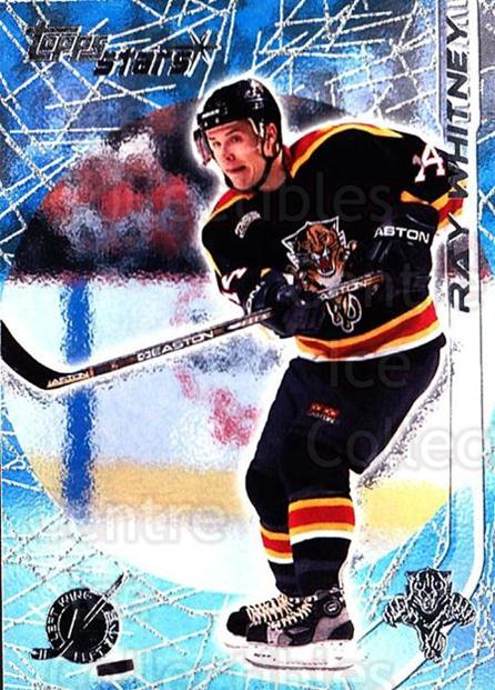 2000-01 Topps Stars #76 Ray Whitney<br/>3 In Stock - $1.00 each - <a href=https://centericecollectibles.foxycart.com/cart?name=2000-01%20Topps%20Stars%20%2376%20Ray%20Whitney...&quantity_max=3&price=$1.00&code=194865 class=foxycart> Buy it now! </a>