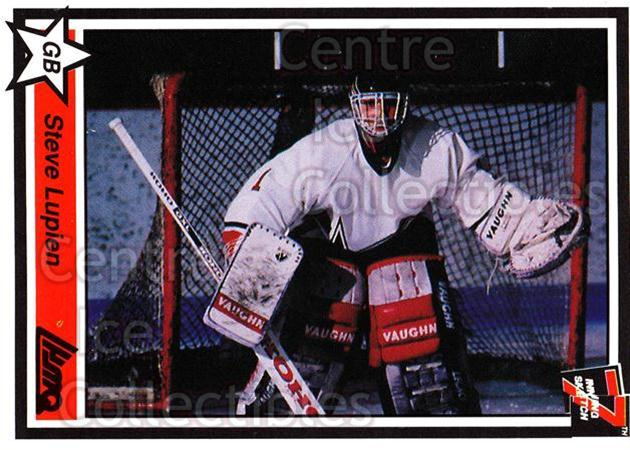 1990-91 7th Inning Sketch QMJHL #2 Steve Lupien<br/>9 In Stock - $1.00 each - <a href=https://centericecollectibles.foxycart.com/cart?name=1990-91%207th%20Inning%20Sketch%20QMJHL%20%232%20Steve%20Lupien...&price=$1.00&code=19507 class=foxycart> Buy it now! </a>