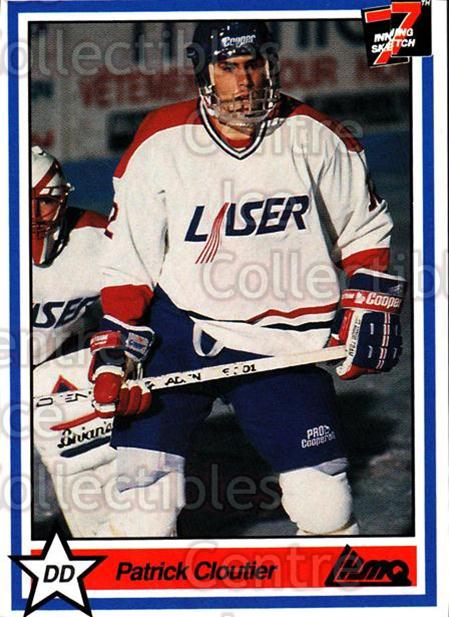 1990-91 7th Inning Sketch QMJHL #216 Patrick Cloutier<br/>9 In Stock - $1.00 each - <a href=https://centericecollectibles.foxycart.com/cart?name=1990-91%207th%20Inning%20Sketch%20QMJHL%20%23216%20Patrick%20Cloutie...&price=$1.00&code=19526 class=foxycart> Buy it now! </a>