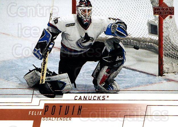 2000-01 Upper Deck #170 Felix Potvin<br/>3 In Stock - $1.00 each - <a href=https://centericecollectibles.foxycart.com/cart?name=2000-01%20Upper%20Deck%20%23170%20Felix%20Potvin...&quantity_max=3&price=$1.00&code=195694 class=foxycart> Buy it now! </a>