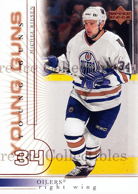 2000-01 Upper Deck #412 Michel Riesen<br/>2 In Stock - $3.00 each - <a href=https://centericecollectibles.foxycart.com/cart?name=2000-01%20Upper%20Deck%20%23412%20Michel%20Riesen...&price=$3.00&code=195932 class=foxycart> Buy it now! </a>