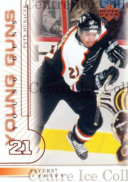2000-01 Upper Deck #420 Petr Hubacek<br/>5 In Stock - $3.00 each - <a href=https://centericecollectibles.foxycart.com/cart?name=2000-01%20Upper%20Deck%20%23420%20Petr%20Hubacek...&price=$3.00&code=195938 class=foxycart> Buy it now! </a>