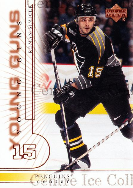 2000-01 Upper Deck #426 Roman Simicek<br/>5 In Stock - $3.00 each - <a href=https://centericecollectibles.foxycart.com/cart?name=2000-01%20Upper%20Deck%20%23426%20Roman%20Simicek...&price=$3.00&code=195943 class=foxycart> Buy it now! </a>