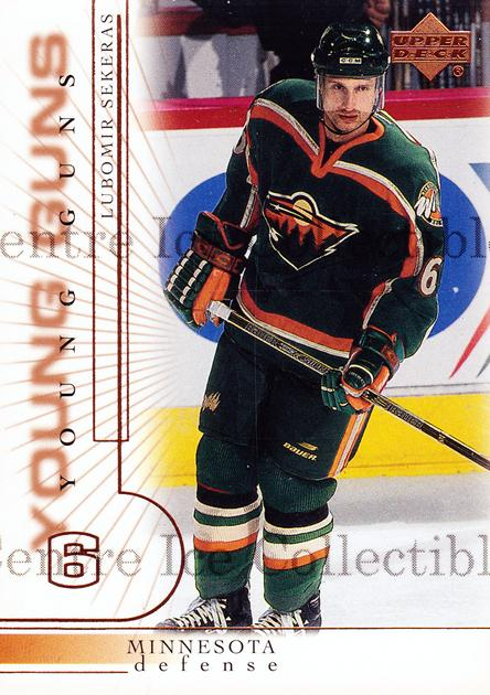 2000-01 Upper Deck #432 Lubomir Sekeras<br/>1 In Stock - $3.00 each - <a href=https://centericecollectibles.foxycart.com/cart?name=2000-01%20Upper%20Deck%20%23432%20Lubomir%20Sekeras...&price=$3.00&code=195947 class=foxycart> Buy it now! </a>