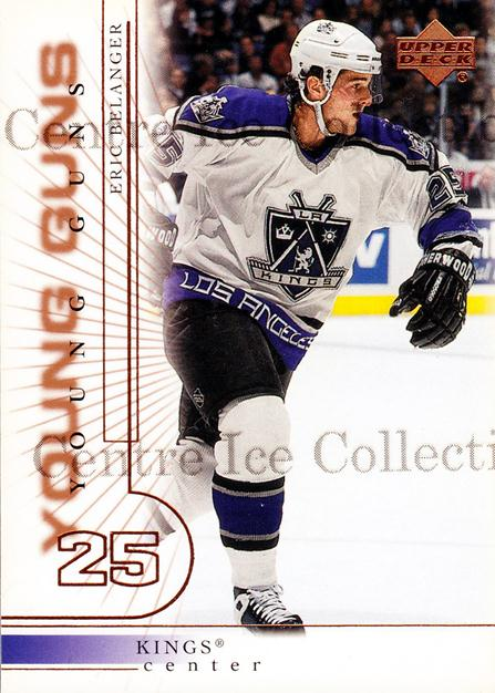 2000-01 Upper Deck #436 Eric Belanger<br/>3 In Stock - $3.00 each - <a href=https://centericecollectibles.foxycart.com/cart?name=2000-01%20Upper%20Deck%20%23436%20Eric%20Belanger...&price=$3.00&code=195948 class=foxycart> Buy it now! </a>