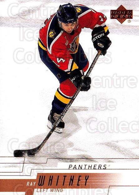 2000-01 Upper Deck #75 Ray Whitney<br/>7 In Stock - $1.00 each - <a href=https://centericecollectibles.foxycart.com/cart?name=2000-01%20Upper%20Deck%20%2375%20Ray%20Whitney...&quantity_max=7&price=$1.00&code=195985 class=foxycart> Buy it now! </a>