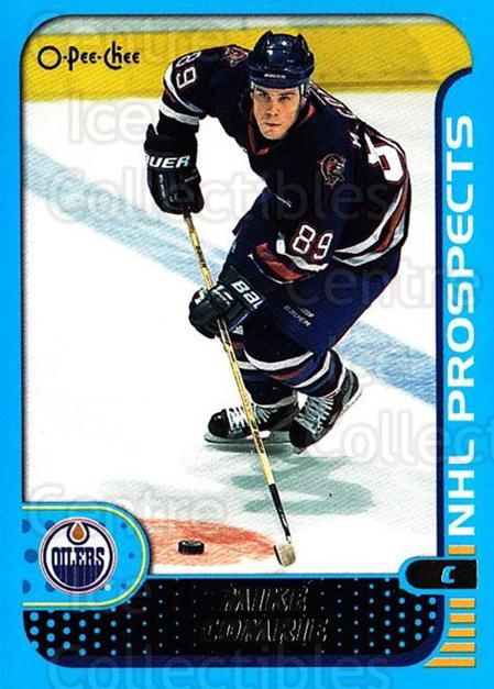 2001-02 O-Pee-Chee #293 Mike Comrie<br/>3 In Stock - $1.00 each - <a href=https://centericecollectibles.foxycart.com/cart?name=2001-02%20O-Pee-Chee%20%23293%20Mike%20Comrie...&quantity_max=3&price=$1.00&code=196122 class=foxycart> Buy it now! </a>