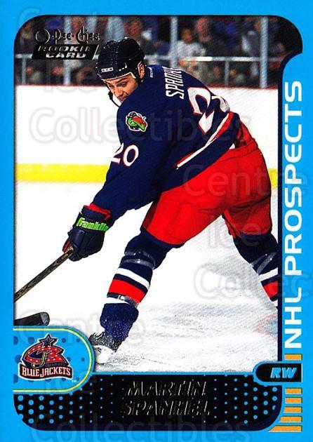2001-02 O-Pee-Chee #296 Martin Spanhel<br/>2 In Stock - $1.00 each - <a href=https://centericecollectibles.foxycart.com/cart?name=2001-02%20O-Pee-Chee%20%23296%20Martin%20Spanhel...&quantity_max=2&price=$1.00&code=196125 class=foxycart> Buy it now! </a>