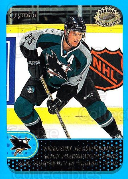 2001-02 O-Pee-Chee #323 Vincent Damphousse<br/>5 In Stock - $1.00 each - <a href=https://centericecollectibles.foxycart.com/cart?name=2001-02%20O-Pee-Chee%20%23323%20Vincent%20Damphou...&quantity_max=5&price=$1.00&code=196153 class=foxycart> Buy it now! </a>