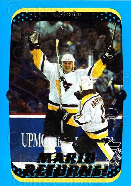 2001-02 O-Pee-Chee #326 Mario Lemieux<br/>1 In Stock - $2.00 each - <a href=https://centericecollectibles.foxycart.com/cart?name=2001-02%20O-Pee-Chee%20%23326%20Mario%20Lemieux...&quantity_max=1&price=$2.00&code=196156 class=foxycart> Buy it now! </a>
