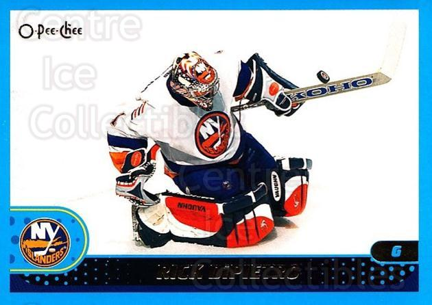 2001-02 O-Pee-Chee #39 Rick DiPietro<br/>6 In Stock - $1.00 each - <a href=https://centericecollectibles.foxycart.com/cart?name=2001-02%20O-Pee-Chee%20%2339%20Rick%20DiPietro...&quantity_max=6&price=$1.00&code=196168 class=foxycart> Buy it now! </a>