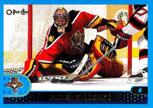 2001-02 O-Pee-Chee #68 Roberto Luongo<br/>6 In Stock - $1.00 each - <a href=https://centericecollectibles.foxycart.com/cart?name=2001-02%20O-Pee-Chee%20%2368%20Roberto%20Luongo...&quantity_max=6&price=$1.00&code=196199 class=foxycart> Buy it now! </a>