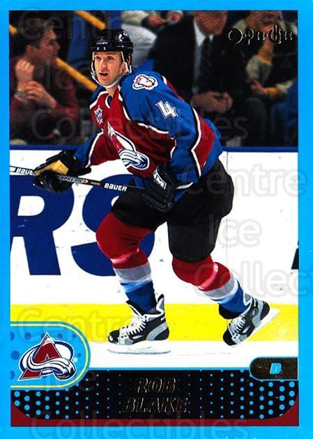 2001-02 O-Pee-Chee #71 Rob Blake<br/>3 In Stock - $1.00 each - <a href=https://centericecollectibles.foxycart.com/cart?name=2001-02%20O-Pee-Chee%20%2371%20Rob%20Blake...&quantity_max=3&price=$1.00&code=196203 class=foxycart> Buy it now! </a>