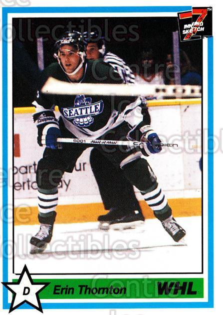 1990-91 7th Inning Sketch WHL #187 Erin Thornton<br/>9 In Stock - $1.00 each - <a href=https://centericecollectibles.foxycart.com/cart?name=1990-91%207th%20Inning%20Sketch%20WHL%20%23187%20Erin%20Thornton...&price=$1.00&code=19639 class=foxycart> Buy it now! </a>