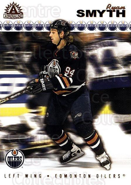 2001-02 Adrenaline #78 Ryan Smyth<br/>4 In Stock - $1.00 each - <a href=https://centericecollectibles.foxycart.com/cart?name=2001-02%20Adrenaline%20%2378%20Ryan%20Smyth...&quantity_max=4&price=$1.00&code=196652 class=foxycart> Buy it now! </a>