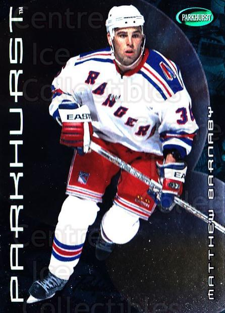 2001-02 Parkhurst #389 Matthew Barnaby<br/>7 In Stock - $1.00 each - <a href=https://centericecollectibles.foxycart.com/cart?name=2001-02%20Parkhurst%20%23389%20Matthew%20Barnaby...&quantity_max=7&price=$1.00&code=196773 class=foxycart> Buy it now! </a>