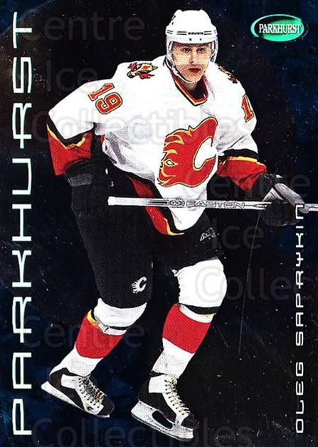 2001-02 Parkhurst #65 Oleg Saprykin<br/>10 In Stock - $1.00 each - <a href=https://centericecollectibles.foxycart.com/cart?name=2001-02%20Parkhurst%20%2365%20Oleg%20Saprykin...&quantity_max=10&price=$1.00&code=196809 class=foxycart> Buy it now! </a>