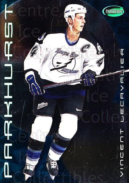2001-02 Parkhurst #87 Vincent Lecavalier<br/>7 In Stock - $1.00 each - <a href=https://centericecollectibles.foxycart.com/cart?name=2001-02%20Parkhurst%20%2387%20Vincent%20Lecaval...&quantity_max=7&price=$1.00&code=196830 class=foxycart> Buy it now! </a>