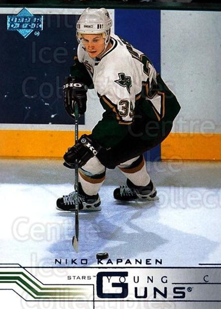 2001-02 Upper Deck #421H Niko Kapanen<br/>1 In Stock - $5.00 each - <a href=https://centericecollectibles.foxycart.com/cart?name=2001-02%20Upper%20Deck%20%23421H%20Niko%20Kapanen...&price=$5.00&code=197710 class=foxycart> Buy it now! </a>