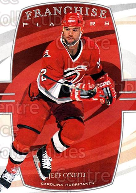 2002-03 BAP First Edition #346 Jeff O'Neill<br/>3 In Stock - $1.00 each - <a href=https://centericecollectibles.foxycart.com/cart?name=2002-03%20BAP%20First%20Edition%20%23346%20Jeff%20O'Neill...&quantity_max=3&price=$1.00&code=197835 class=foxycart> Buy it now! </a>