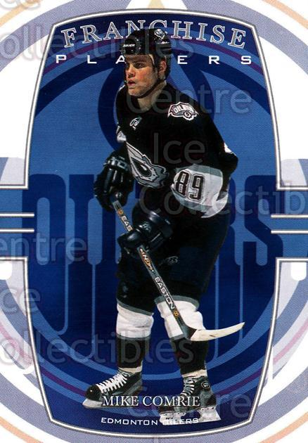 2002-03 BAP First Edition #352 Mike Comrie<br/>3 In Stock - $1.00 each - <a href=https://centericecollectibles.foxycart.com/cart?name=2002-03%20BAP%20First%20Edition%20%23352%20Mike%20Comrie...&quantity_max=3&price=$1.00&code=197839 class=foxycart> Buy it now! </a>