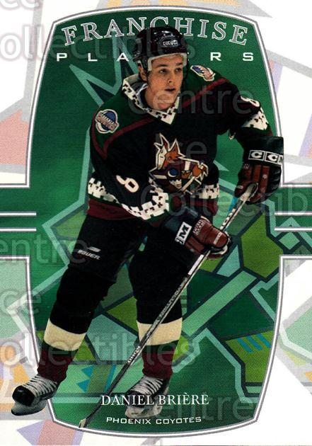 2002-03 BAP First Edition #363 Daniel Briere<br/>3 In Stock - $1.00 each - <a href=https://centericecollectibles.foxycart.com/cart?name=2002-03%20BAP%20First%20Edition%20%23363%20Daniel%20Briere...&quantity_max=3&price=$1.00&code=197848 class=foxycart> Buy it now! </a>