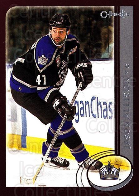 2002-03 O-Pee-Chee #240 Jason Allison<br/>5 In Stock - $1.00 each - <a href=https://centericecollectibles.foxycart.com/cart?name=2002-03%20O-Pee-Chee%20%23240%20Jason%20Allison...&quantity_max=5&price=$1.00&code=197953 class=foxycart> Buy it now! </a>