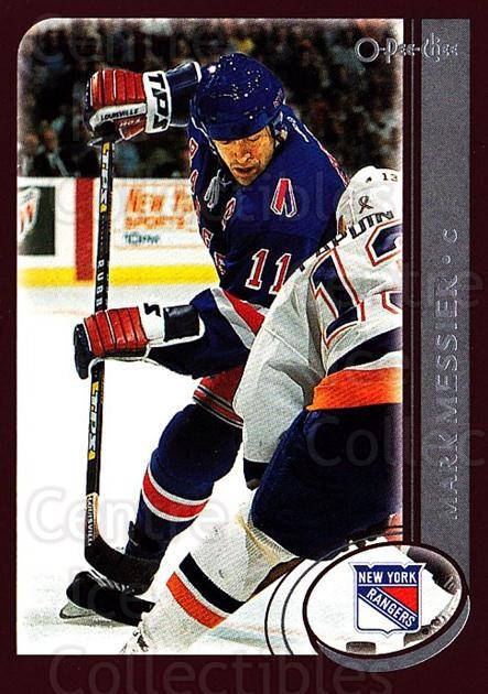 2002-03 O-Pee-Chee #242 Mark Messier<br/>6 In Stock - $1.00 each - <a href=https://centericecollectibles.foxycart.com/cart?name=2002-03%20O-Pee-Chee%20%23242%20Mark%20Messier...&quantity_max=6&price=$1.00&code=197955 class=foxycart> Buy it now! </a>