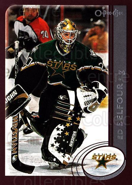 2002-03 O-Pee-Chee #245 Ed Belfour<br/>3 In Stock - $1.00 each - <a href=https://centericecollectibles.foxycart.com/cart?name=2002-03%20O-Pee-Chee%20%23245%20Ed%20Belfour...&quantity_max=3&price=$1.00&code=197958 class=foxycart> Buy it now! </a>