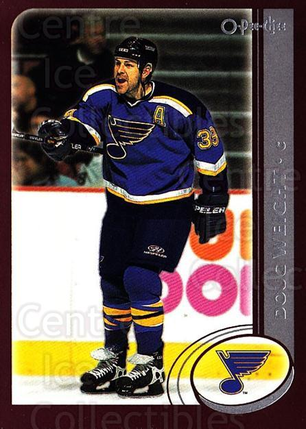 2002-03 O-Pee-Chee #257 Doug Weight<br/>4 In Stock - $1.00 each - <a href=https://centericecollectibles.foxycart.com/cart?name=2002-03%20O-Pee-Chee%20%23257%20Doug%20Weight...&quantity_max=4&price=$1.00&code=197970 class=foxycart> Buy it now! </a>