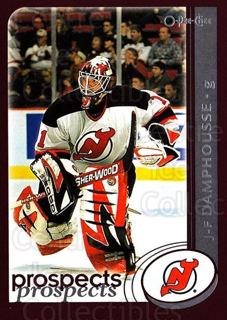 2002-03 O-Pee-Chee #313 JF Damphousse<br/>4 In Stock - $1.00 each - <a href=https://centericecollectibles.foxycart.com/cart?name=2002-03%20O-Pee-Chee%20%23313%20JF%20Damphousse...&quantity_max=4&price=$1.00&code=198024 class=foxycart> Buy it now! </a>