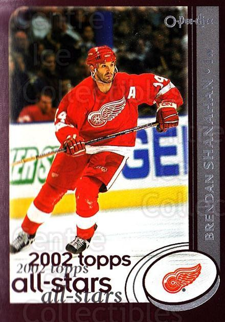 2002-03 O-Pee-Chee #326 Brendan Shanahan<br/>5 In Stock - $1.00 each - <a href=https://centericecollectibles.foxycart.com/cart?name=2002-03%20O-Pee-Chee%20%23326%20Brendan%20Shanaha...&quantity_max=5&price=$1.00&code=198037 class=foxycart> Buy it now! </a>