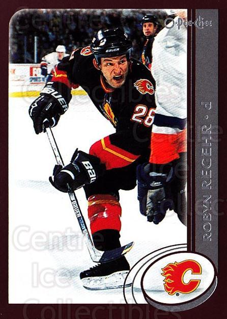 2002-03 O-Pee-Chee #44 Robyn Regehr<br/>6 In Stock - $1.00 each - <a href=https://centericecollectibles.foxycart.com/cart?name=2002-03%20O-Pee-Chee%20%2344%20Robyn%20Regehr...&quantity_max=6&price=$1.00&code=198057 class=foxycart> Buy it now! </a>