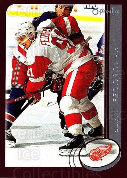2002-03 O-Pee-Chee #46 Sergei Fedorov<br/>6 In Stock - $1.00 each - <a href=https://centericecollectibles.foxycart.com/cart?name=2002-03%20O-Pee-Chee%20%2346%20Sergei%20Fedorov...&quantity_max=6&price=$1.00&code=198058 class=foxycart> Buy it now! </a>