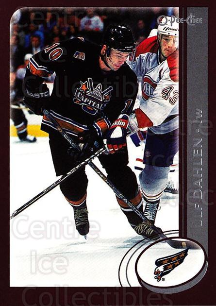 2002-03 O-Pee-Chee #52 Ulf Dahlen<br/>5 In Stock - $1.00 each - <a href=https://centericecollectibles.foxycart.com/cart?name=2002-03%20O-Pee-Chee%20%2352%20Ulf%20Dahlen...&quantity_max=5&price=$1.00&code=198065 class=foxycart> Buy it now! </a>