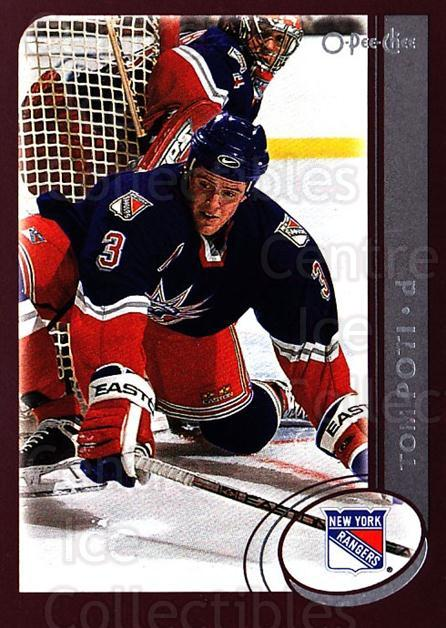 2002-03 O-Pee-Chee #64 Tom Poti<br/>6 In Stock - $1.00 each - <a href=https://centericecollectibles.foxycart.com/cart?name=2002-03%20O-Pee-Chee%20%2364%20Tom%20Poti...&quantity_max=6&price=$1.00&code=198078 class=foxycart> Buy it now! </a>