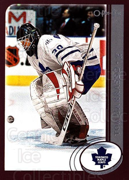 2002-03 O-Pee-Chee #66 Tom Barrasso<br/>6 In Stock - $1.00 each - <a href=https://centericecollectibles.foxycart.com/cart?name=2002-03%20O-Pee-Chee%20%2366%20Tom%20Barrasso...&quantity_max=6&price=$1.00&code=198080 class=foxycart> Buy it now! </a>