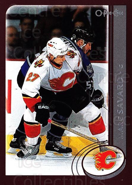 2002-03 O-Pee-Chee #72 Marc Savard<br/>6 In Stock - $1.00 each - <a href=https://centericecollectibles.foxycart.com/cart?name=2002-03%20O-Pee-Chee%20%2372%20Marc%20Savard...&quantity_max=6&price=$1.00&code=198087 class=foxycart> Buy it now! </a>